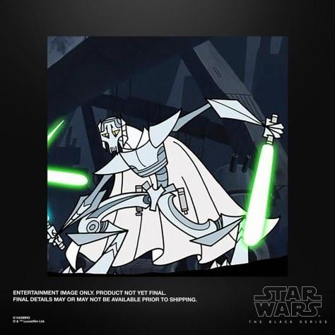 Hasbro Clone Wars General Grievous