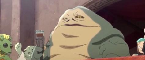Star Wars Visions Jabba The Hutt