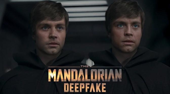 Lucasfilm Hires The Mandalorian YouTube Deep Faker!