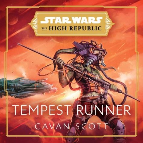 The High Republic Tempest Runner