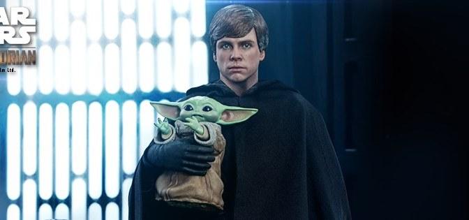 First Look | Hot Toys Luke Skywalker (The Mandalorian)