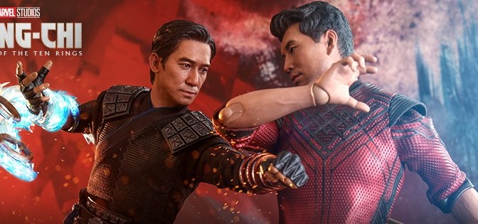 First Look | Hot Toys Shang-Chi & Wenwu