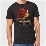 Avengers Scarlet Witch Men's T-Shirt - Black