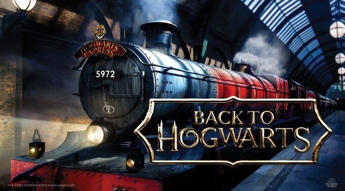 Back To Hogwarts - Albus Potter Heads Off To His Fourth Year