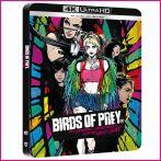 Birds of Prey - Zavvi Exclusive 4K Ultra HD Steelbook (Includes Blu-ray)