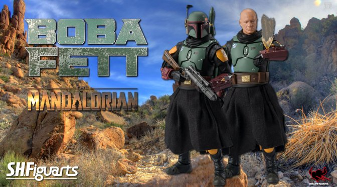 The Boba Fett Figure We've All Been Waiting For Is Coming!
