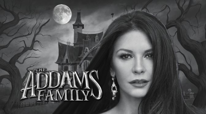 Wednesday | Tim Burton's Addams Family Series Casts Its Morticia!