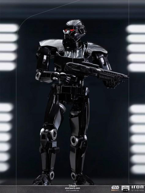 Iron Studios Dark Trooper Statue