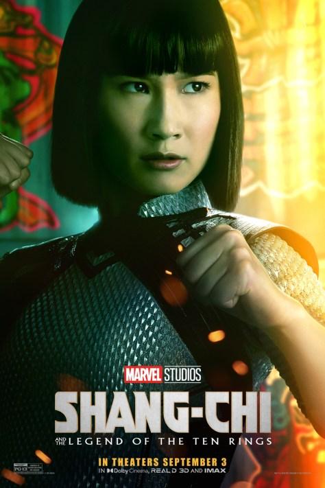 Fala Chen's Jiang Li
