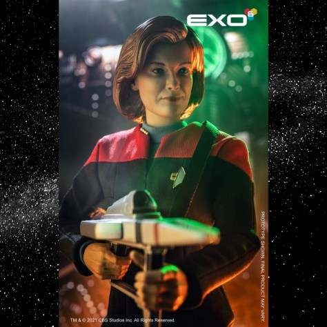 EXO-6 Kathryn Janeway Star Trek Voyager