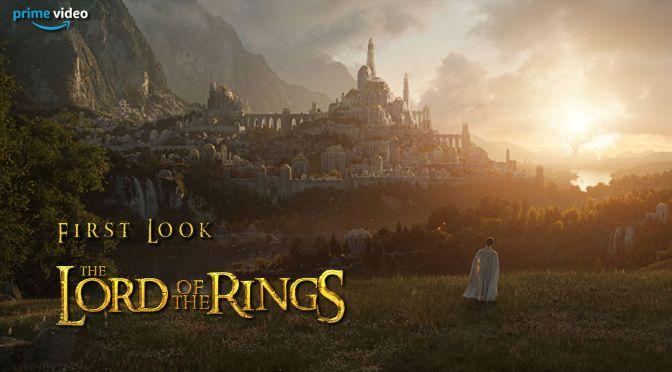 Amazon's Lord Of The Rings Series Gets A Release Date