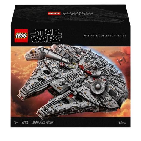 LEGO Star Wars Millennium Falcon Ultimate Collector Series