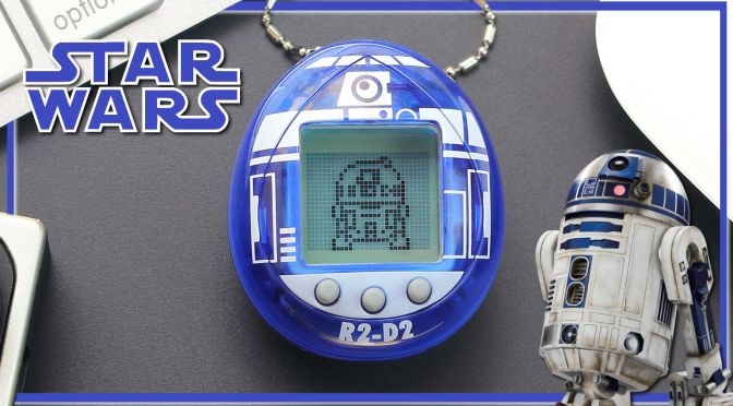 New Star Wars R2-D2 Tamagotchi Will Go With You…EVERYWHERE!