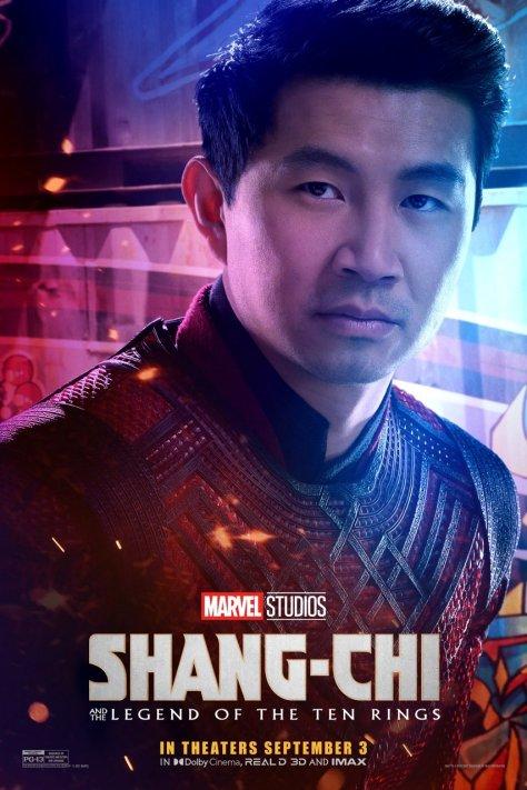 Simu Liu's Shang-Chi