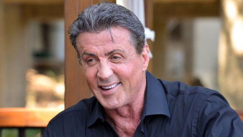 Sylvester Stallone Samaritan