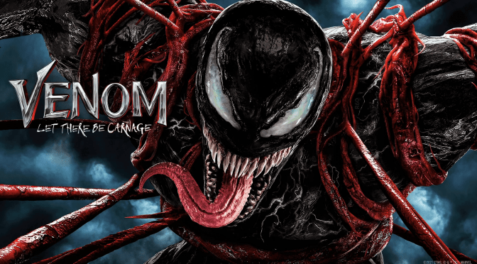 Venom: Let There Be Carnage Rated PG-13