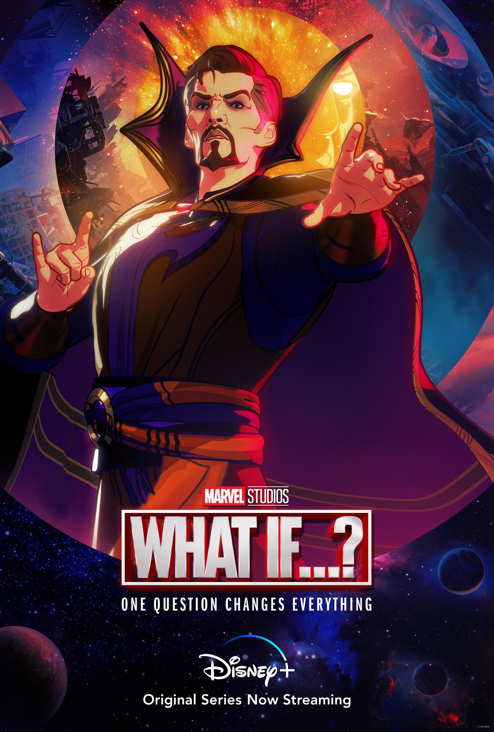 What If Doctor Strange Supreme Poster