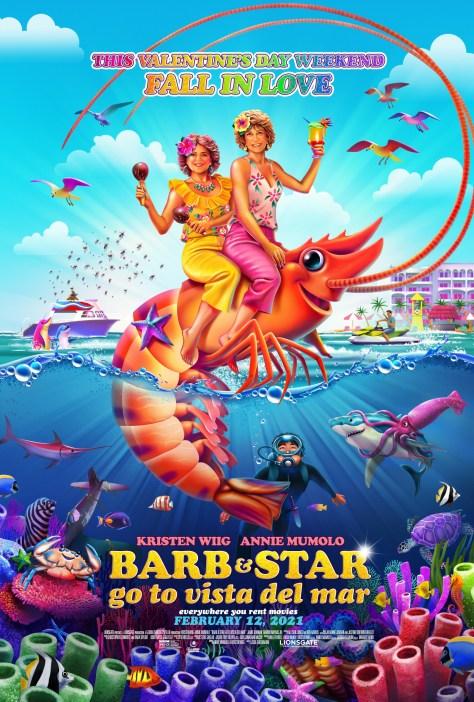 Barb And Star Go To Vista Del Mare Poster