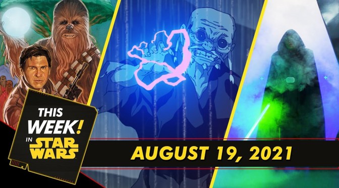 This Week In Star Wars | Star Wars: Visions Sneak Peek, Goodbye to The Bad Batch, and More!