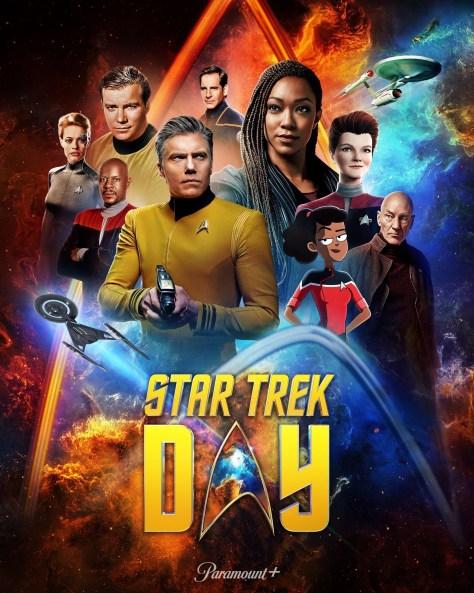 Star Trek Day 2021 Poster