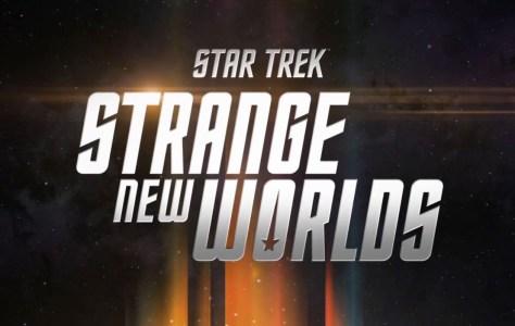 Star Trek: Strange New Worlds Logo