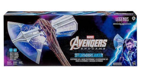 Hasbro Marvel Avengers: Endgame Thor Stormbreaker Electronic Axe