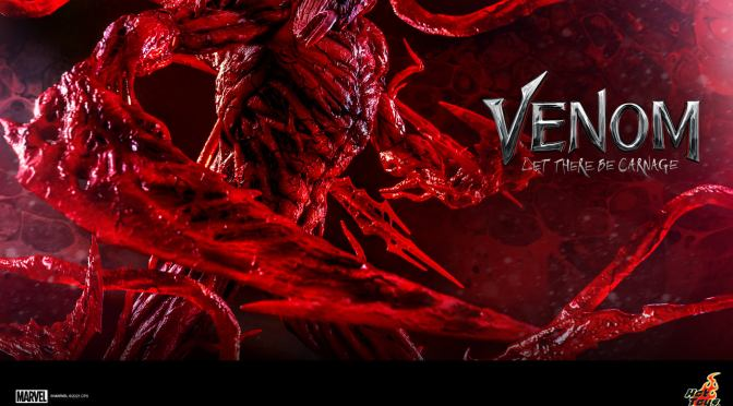 Hot Toys Teases A Carnage Figure (Venom Let There Be Carnage)