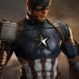 Queens Studios' Captain America Statue