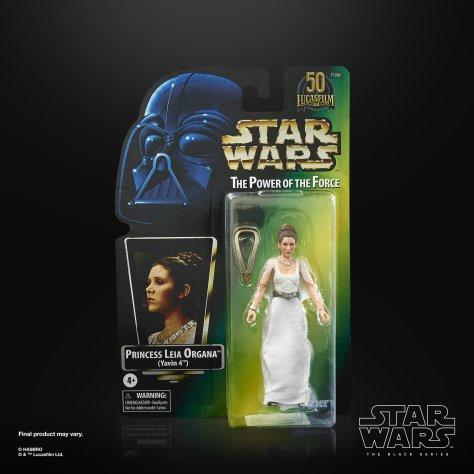 Princess Leia Organa (Yavin 4) Star Wars: The Power Of The Force