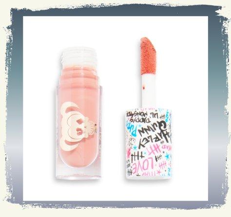 Harley Quinn™ X Makeup Revolution What You Think I'm a Doll? Lip Gloss