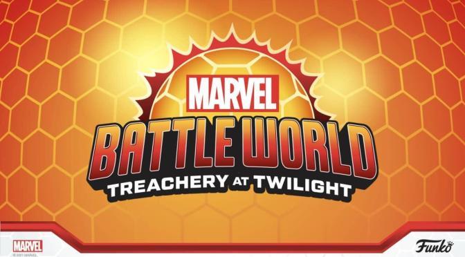 Funko Releases Extension For Their Marvel Battleworld Range