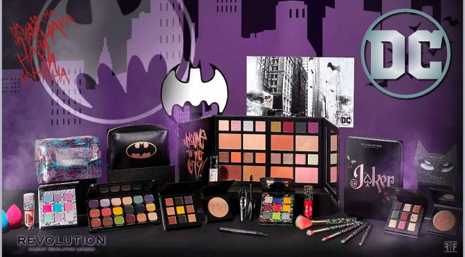 The Revolution X DC Collection: A Gotham City Makeover Awaits!