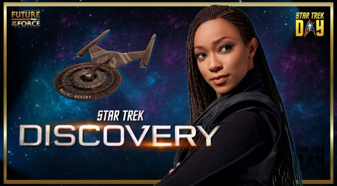 Star Trek Day-Star Trek Discovery Season 4 Will Screen In November!