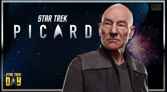 Star Trek Day-New Trailer For Star Trek: Picard Beams In!