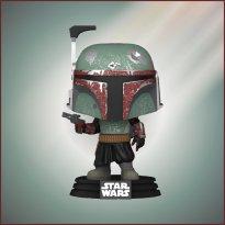 Star Wars The Mandalorian Boba Fett Funko Pop! Vinyl