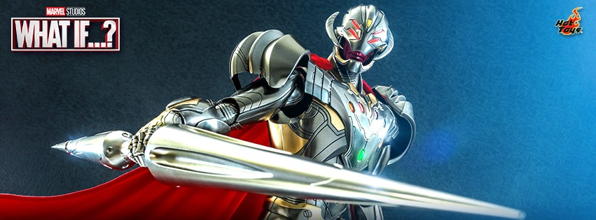 First Look | Hot Toys Infinity Ultron (What If…?)