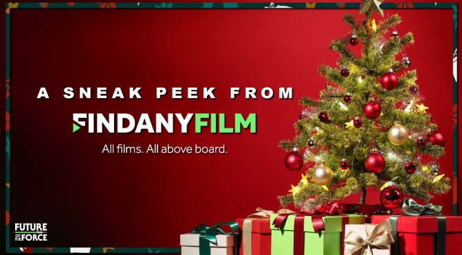 Are You Ready To Give The Gift Of Film And TV This Christmas?