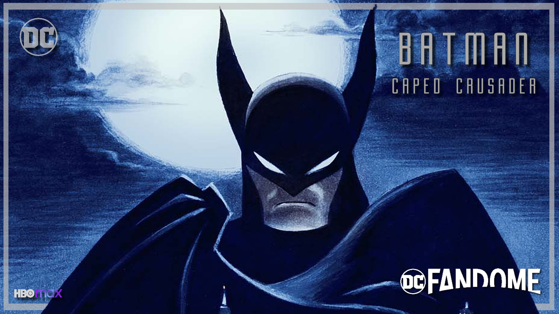 DC FanDome: Fresh Details About 'Batman: Caped Crusader'