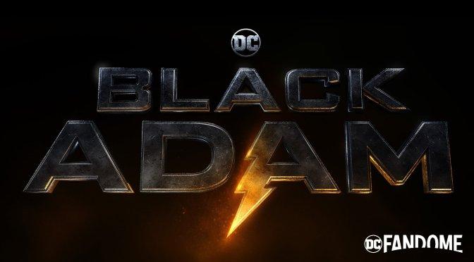 DC FanDome First Look At Black Adam