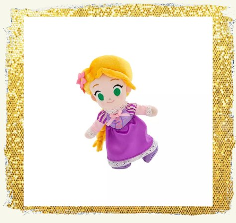 Disney Store Rapunzel nuiMOs Small Soft Toy