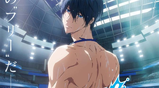 Free! The Final Stroke Part 2 – Poster And Teaser Unveiled!
