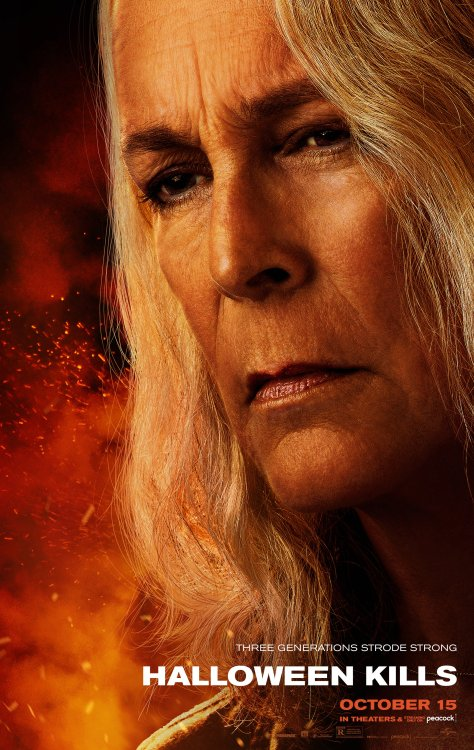 Halloween Kills-Laurie