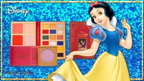 I Heart Revolution Beauty X Disney Fairytale Collection