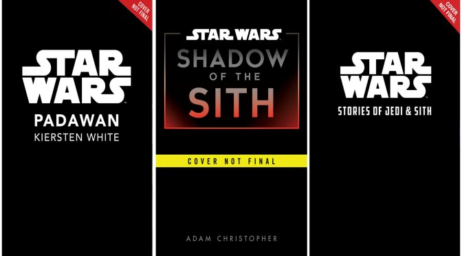 Major New Star Wars Releases Coming To A Bookshelves Near You!