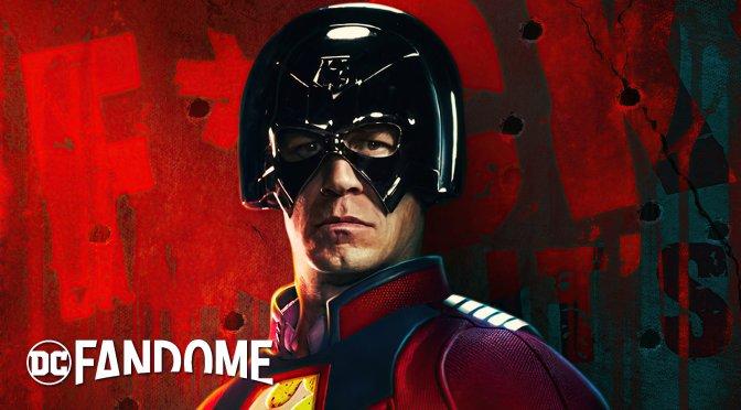DC FanDome: First Look At James Gunn's Peacemaker Series