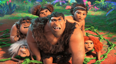 The Croods-A New Age