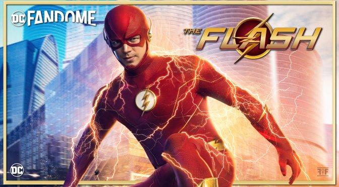 DC FanDome: Barry Allen Suits Up In The Flash Season 8