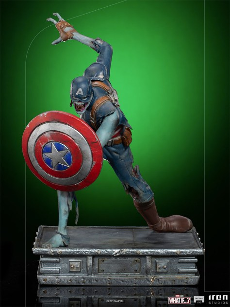 What If...? Zombie Captain America