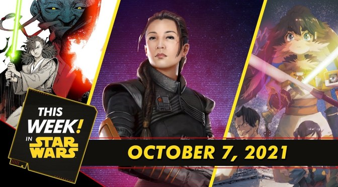 This Week In Star Wars | Fennec Shand Joins Galaxy of Heroes, Star Wars Reads, and More!