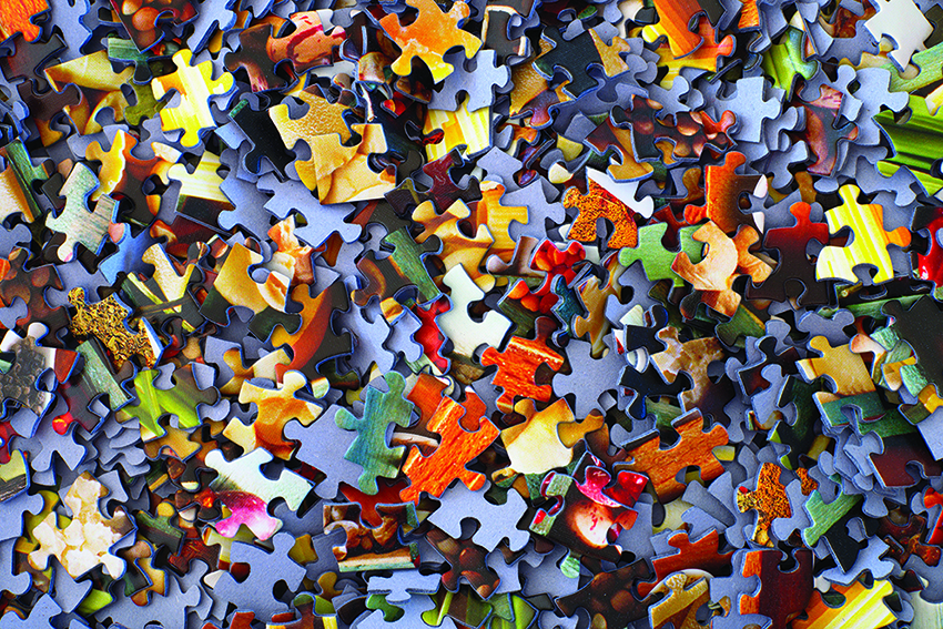 The 3-D Innovation Culture Jigsaw